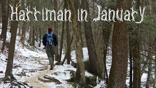 Unboring Exploring: A January Stroll in Harriman State Park