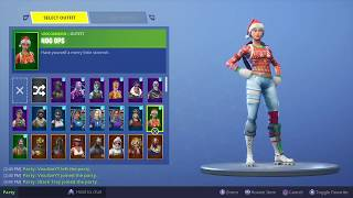 BEST FORTNITE SKIN LOCKER! Pt.2 | 200+ SKINS | EVERY ITEM IN FORTNITE