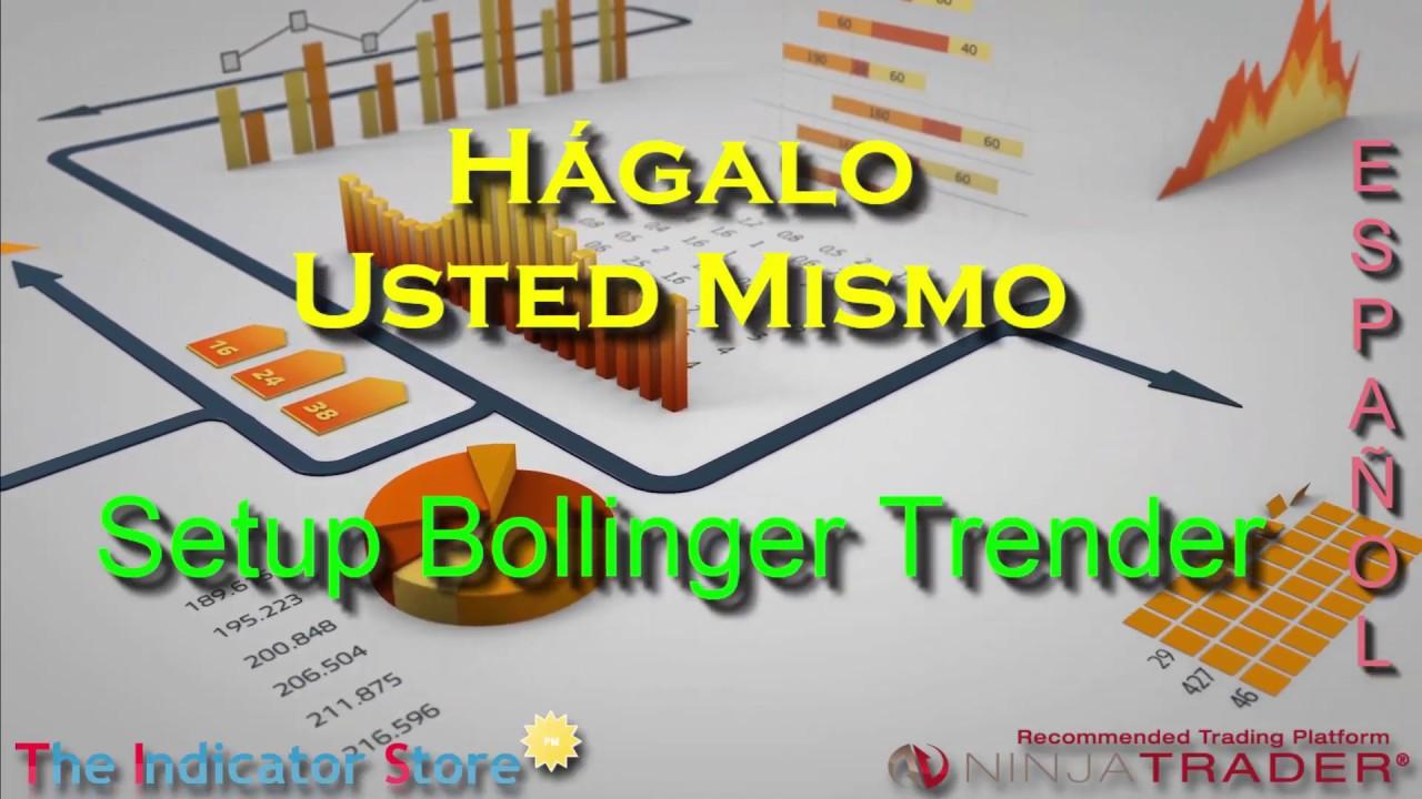 Do It Yourself - English - Bollinger Trender Trade Setup