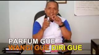 parufgue, wangi gue