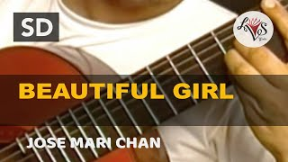 Beautiful Girl - Jose Mari Chan (solo guitar cover)