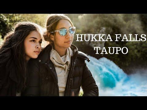 Taupo's Most Beautiful Villa: Hukka Falls & Waitomo Glowworm Caves Vlog