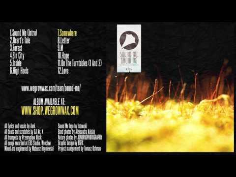 Sound Me - Growing (Album Promo Mix)