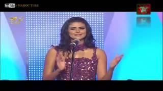 سلمى رشيد تبهر جمهورها باغنية انت عمري  |  Salma rachid Enta Omri