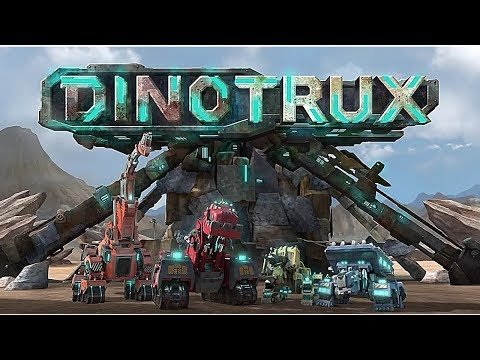 SUPERCHARGED DINOTRUX THEME SONG!!! (With Lyrics)