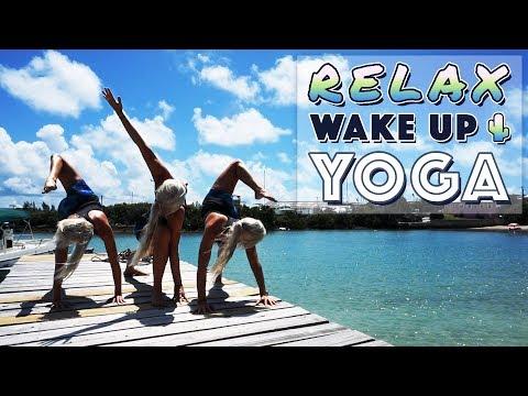 Yoga for Relaxation | 10 Min Flow to Feel Good & Improve Flexibili…