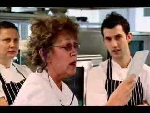 Hell's Kitchen UK S01E01 pt. 1/5