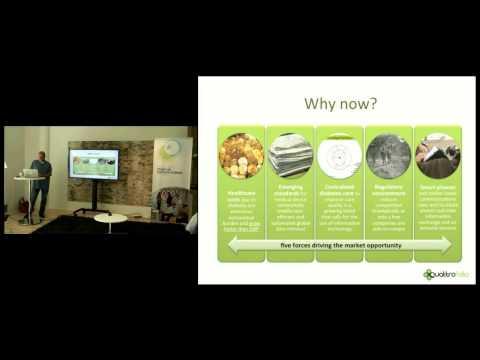 Quattrofolia Lunch Talk at EIT ICT Labs Helsinki
