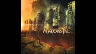 shadows fall 12 failure of the devout live end cd
