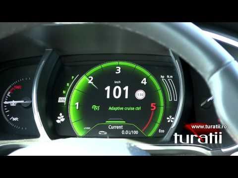 Renault Megane Sedan 1.5l dCi EDC explicit video 2 of 2