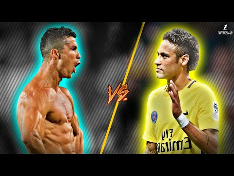 Cristiano Ronaldo VS Neymar Jr 2017/18 ● It ain't me VS Despacito 17/18 | HD 1080p
