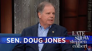 Sen. Doug Jones Could Be Challenged By Jeff Sessions