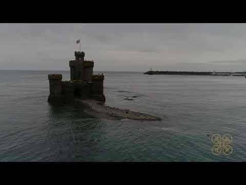 Isle of Man, Douglas port of call