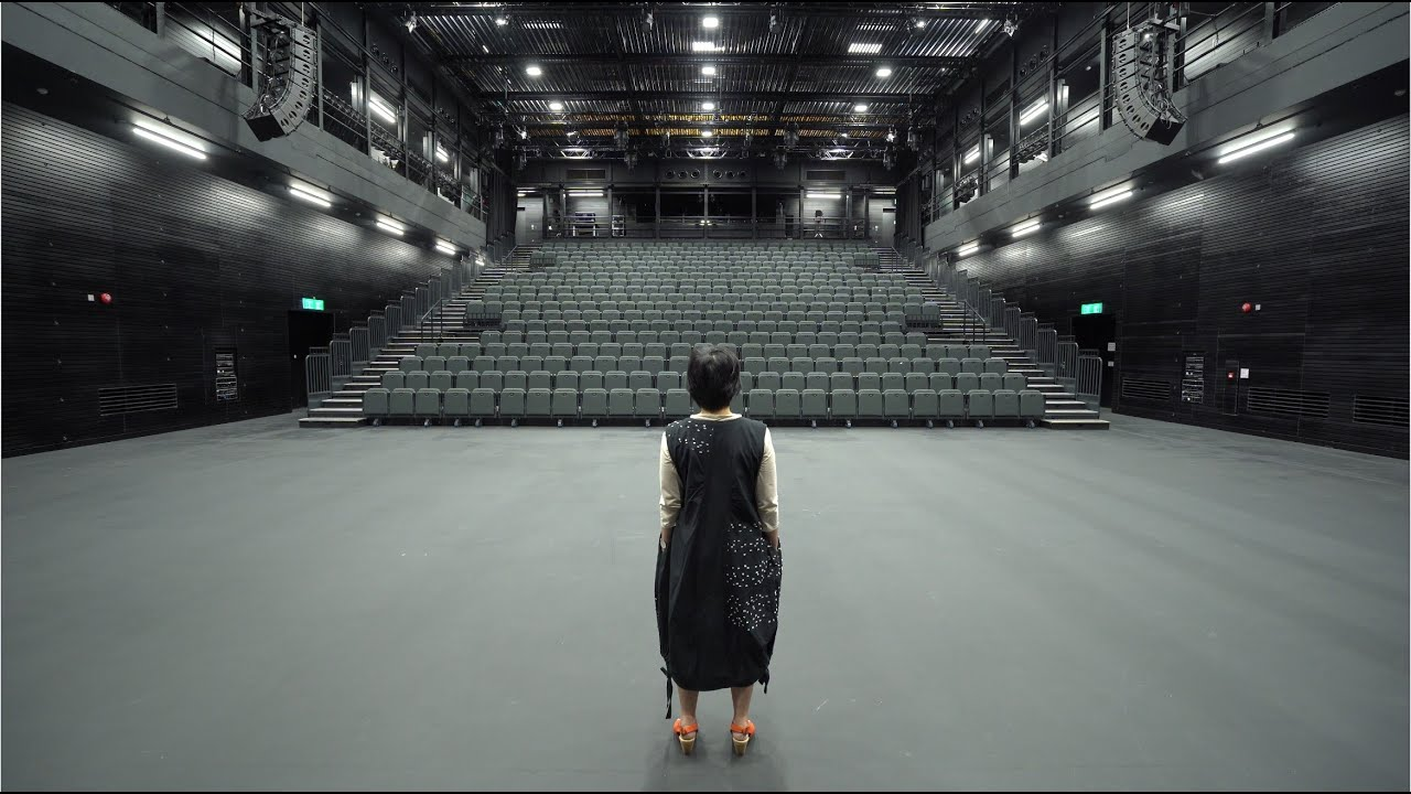 西九文化區 甄詠蓓 Olivia Yan 《一個邀請:人約吉場後》An Invitation: On Empty Theatre - July 2020