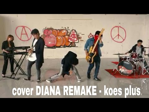 Cover DIANA REMAKE - koes plus by zerosix park