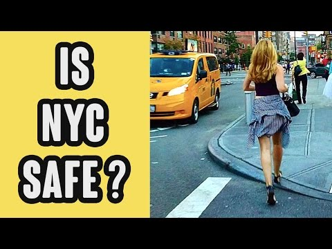 Is New York City Safe?