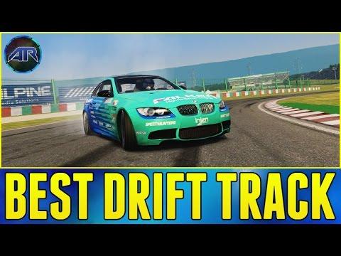 Assetto Corsa : THE BEST DRIFT TRACK EVER!!! (Mod Showcase