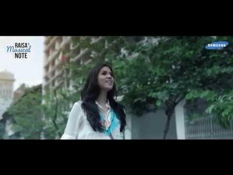 Raisa - Melangkah - MV (with lyrics) - HD