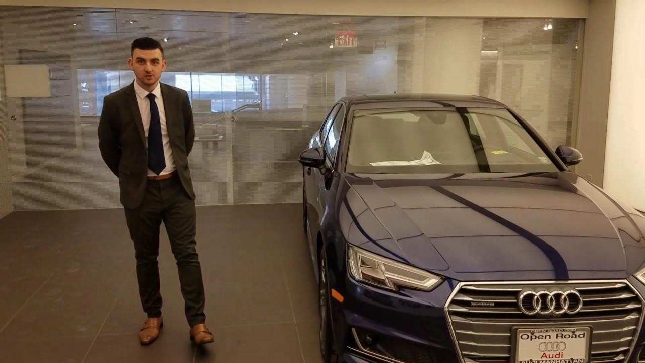 Audi A Prestige From Audi Manhattan YouTube - Audi of manhattan