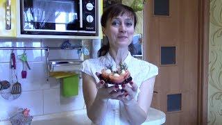 Праздничная закуска РОЗОЧКИ из перепелиных яиц и красной рыбы за 10 минут!