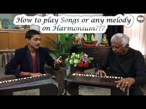 Episode - 16 | How to find/play any Song or Melody on Harmonium??? | Learn Music in English with SPW