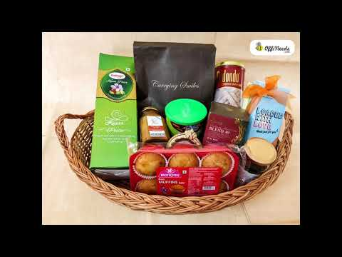 Gift Hampers for Corporate Gifting