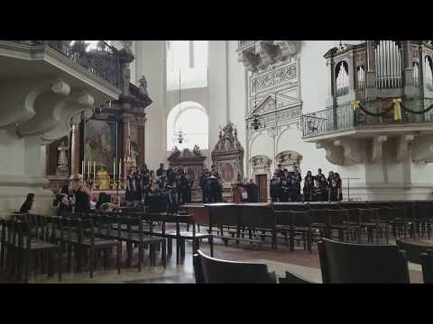 Fix Me Jesus JHSS Choir Europe 2017 Salzburg