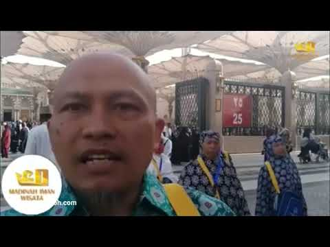 Testimoni Jamaah Haji Travel Umroh Wesal Travel Oleh Bapak Anum.