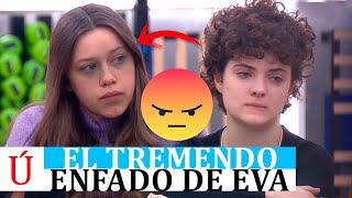 El tremendo enfado de Eva en Operación Triunfo   OT 2020