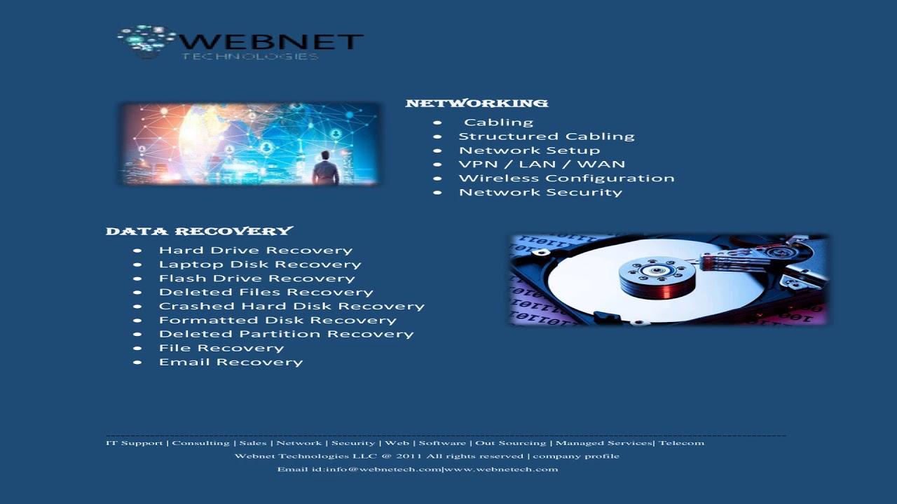 Webnet IT Company Abu Dhabi UAE | IT Companies List UAE