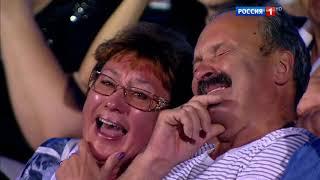Юморина. Фестиваль юмора и сатиры от 30.09.2016 | Россия 1