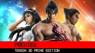Tekken 3D Prime Edition 3DS HD Preview