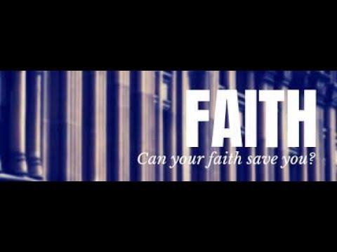 Does Faith Alone Save You