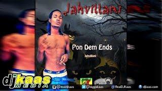 Jahvillani - Pon Dem Ends [YGF Records] Dancehall October 2014