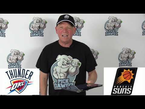 Phoenix Suns vs Oklahoma City Thunder 1/31/20 Free NBA Pick and Prediction NBA Betting Tips