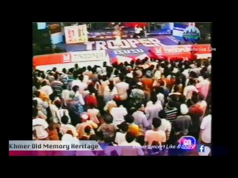 Old Khmer Concert Vol 6- Khmer concert tv - The world of music vol 6/ TV3 -OLD VHS KHMER Concert