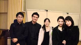Yu Chung-Yuan       Streichquartett  1.Satz