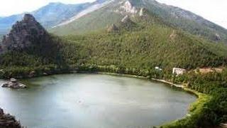 Курорт Боровое Бурабай  Казахстан(Курорт Боровое Бурабай Казахстан http://youtu.be/MoEkq4dLfmE Боровое – это уникальный оазис, который расположился..., 2015-07-30T14:13:38.000Z)