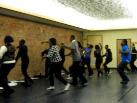 In the Heights Master Class - Hip Hop with Rogelio!