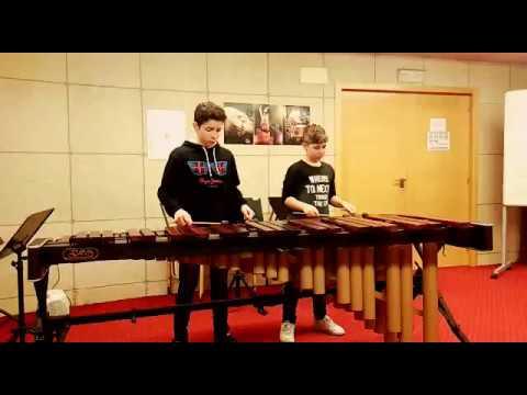 Remix en marimba YouTube