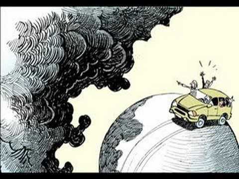 GLOBAL WARMING ... Animated Editorial Cartoon