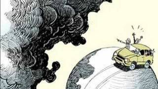 GLOBAL WARMING ... Animated Editorial Cartoon