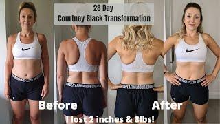 **LOOK** Courtney Black 12 Week Fat Blast Guide PDF