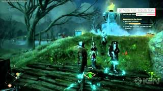 Dragon Age Inquisition Extended Gameplay Demo   IGN Live Gamescom 2014