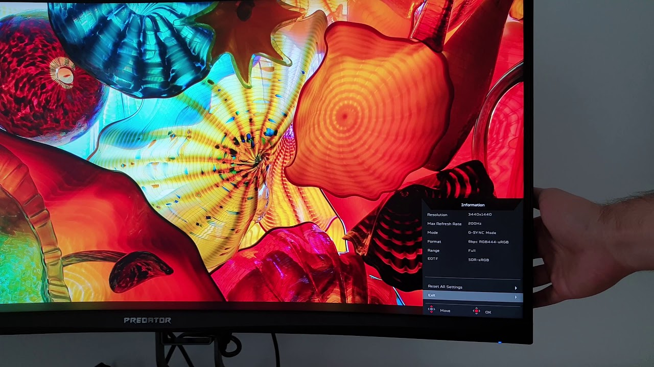 Acer Predator X35 Review by PC monitors - Overclock net - An