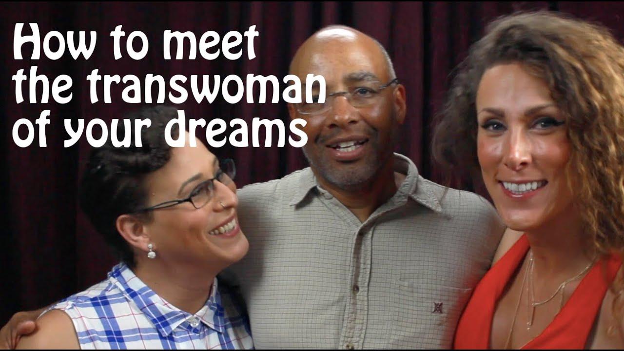 Where can i meet a transgender woman