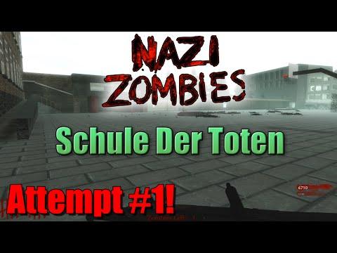 COD Custom Zombies - Schule Der Toten - Bosses And Bad Trivia!