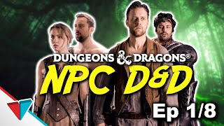 NPC D&D Episode 1: Honeywood to Baldur's Gate