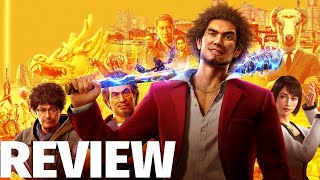 Yakuza: Like a Dragon Review - Step Aside Kazuma (Video Game Video Review)