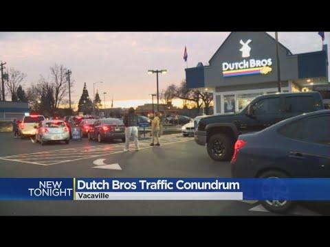 Dutch Bros Popularity Hitting Vacaville Roads Hard